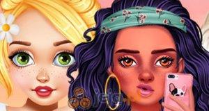 Księżniczki i kolory lata