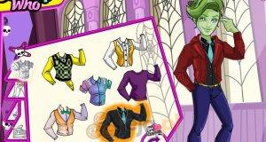 Przystojni chłopcy z Monster High