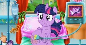Twilight Sparkle w ciąży