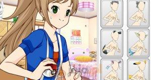 Przebranie dla fanki Pokemon
