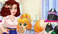Oliwia adoptuje kotka