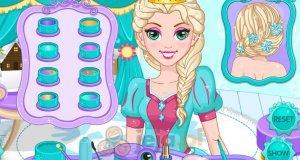 Elsa u stylistki