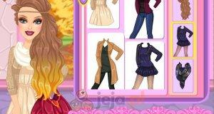 Barbie i jesienne trendy