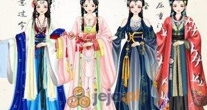Piękne kimono