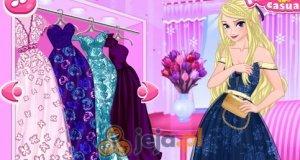 Księżniczki na balu karnawałowym
