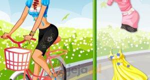 Na rowerze do szkoły