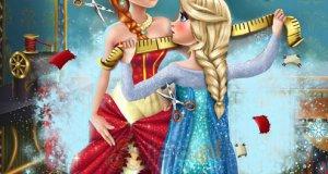 Elsa krawcową Anny