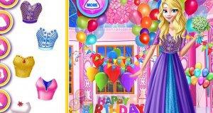 Księżniczki na urodzinach