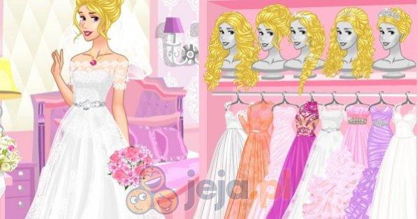 księżniczki gry ubieranki