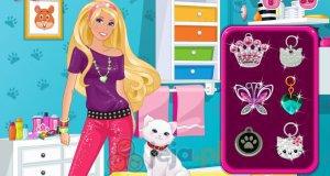 Barbie i zwierzęcy salon piękności