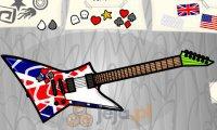 Graj na gitarze