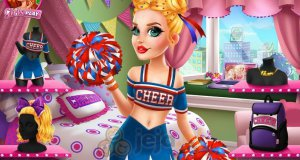 Cheerleaderka Audrey