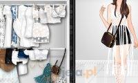 Festiwal w Coachelli 2015 - Białe ubrania