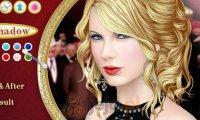 Makijaż Taylor