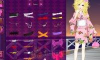 Sylwester w  kimonie