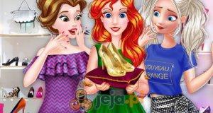 Księżniczki kochają szpilki