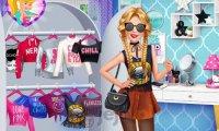 Modowy blog Barbie