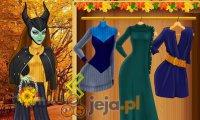 Księżniczki i jesienne zakupy