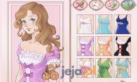 Fryzury księżniczki