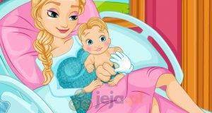 Elsa rodzi