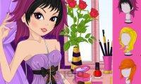 Makijaż do czasopisma