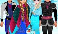 Pierwsza pomoc: Anna i Elsa