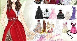 Fantazyjne sukienki