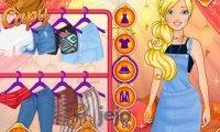 Barbie na kempingu
