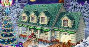 Elsa i ozdabianie domu