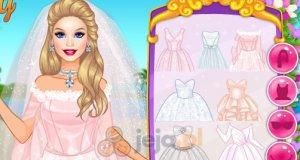 Bajeczne wesele Barbie