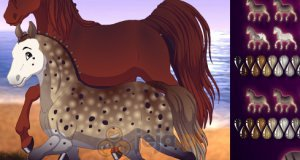 Kreowanie konia