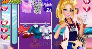 Pojedynek Barbie i Kopciuszka