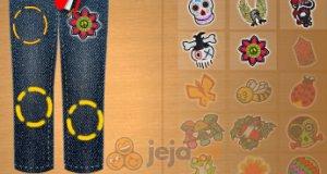 Projektowanie jeansów