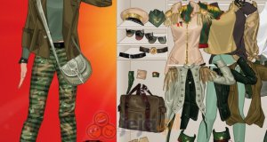 Wojskowa dziewczyna
