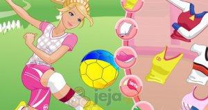 Barbie sportowa gwiazdą