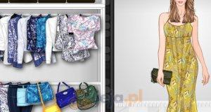 Wzorzyste ubrania