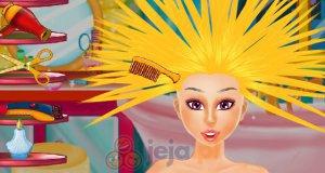 Prawdziwa fryzura gwiazdy Hollywood