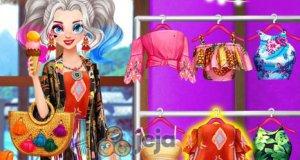 Harley Quinn i księżniczki Disneya