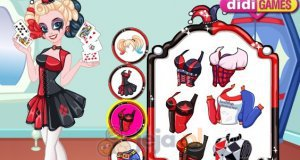 Ubierz Harley Quinn