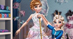 Zaprojektuj suknię dla księżniczki
