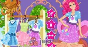 Urodziny siostry Barbie