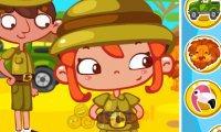 Zajęcia na safari