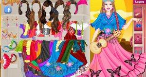 Barbie - księżniczka Cyganów