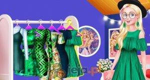 Modowe wyzwanie Barbie i Harley Quinn