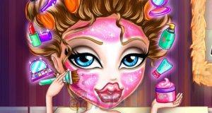 Prawdziwy makijaż Bratz