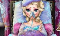 Przeziębienie Elsy