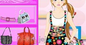 Kolorowa nastolatka