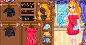 Garderoba Kopciuszka i Ashlynn