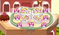 Tort urodzinowy: Motyl