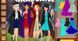 Księżniczki i zakończenie roku szkolnego